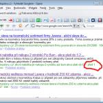 Ukázka pekelně rychlé indexace Google